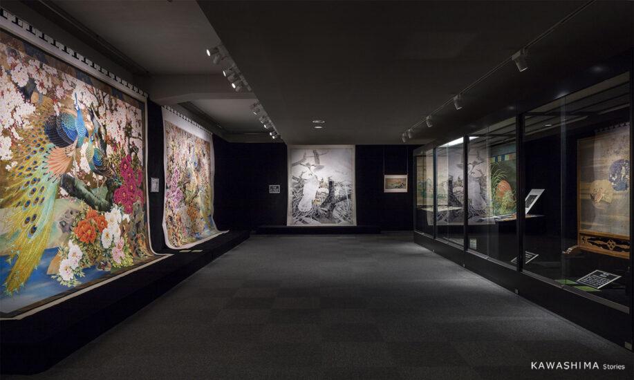 日本で初めてインテリアファブリックを紹介した企業博物館