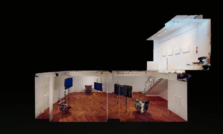 「織物屋の試み」展をバーチャルで再現 世界的ファッションデザイナー、FRITZ HANSEN、川島織
