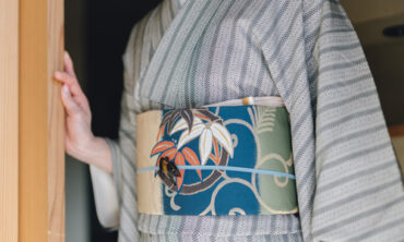 Yulia To Kawashima マドモアゼル・ユリアさんプロデュースの帯が完成しました