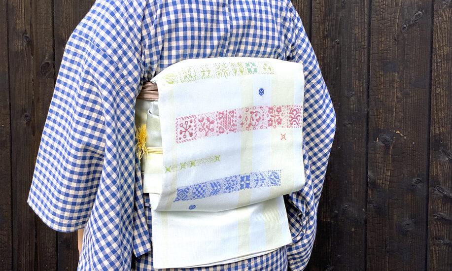 単衣(ひとえ)の着物で楽しむ初夏の京都 ~干菓子作りとお抹茶体験~